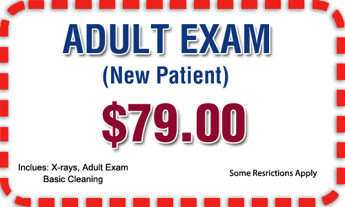 Special adult exam old