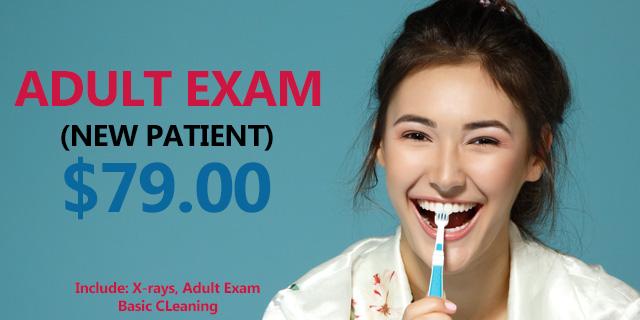 Special Adult Exam